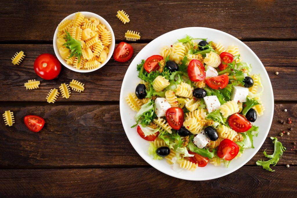 Heerlijke Italiaanse Zomer Salade