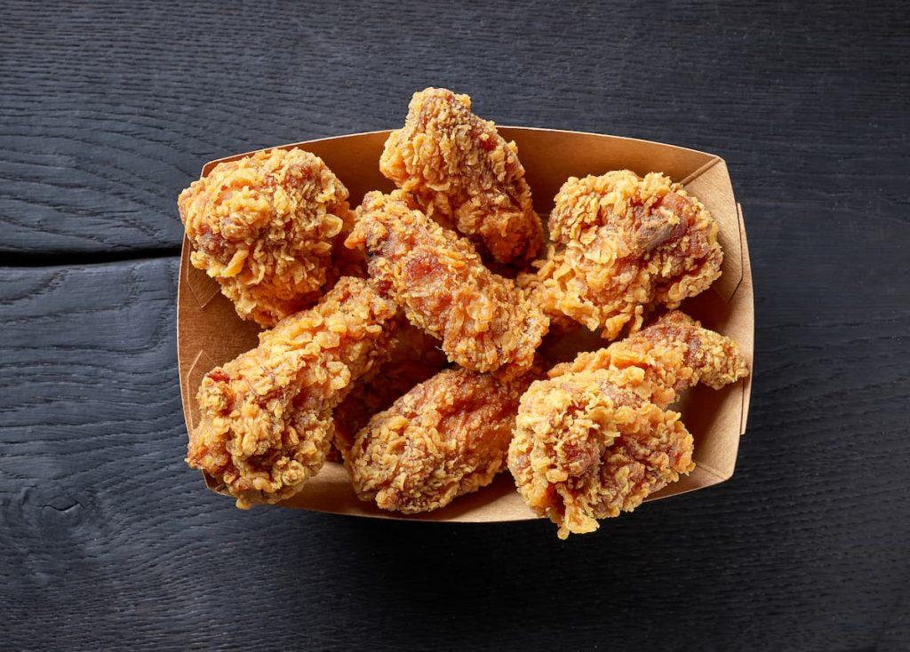 Hoe maak jij heerlijke KFC Kip?